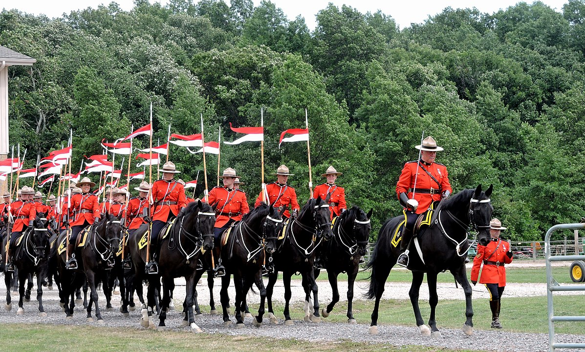 Mounties, Musical Ride