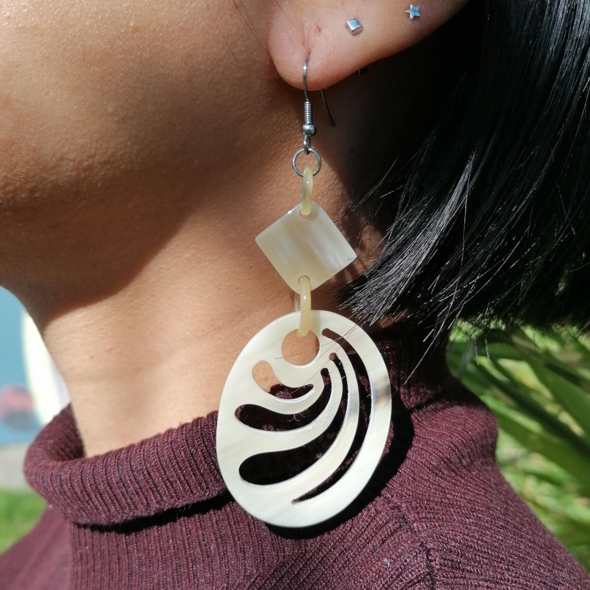 Spirit of the winds - earrings