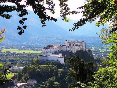 Top 10  Sehenswürdigkeiten in Salzburg