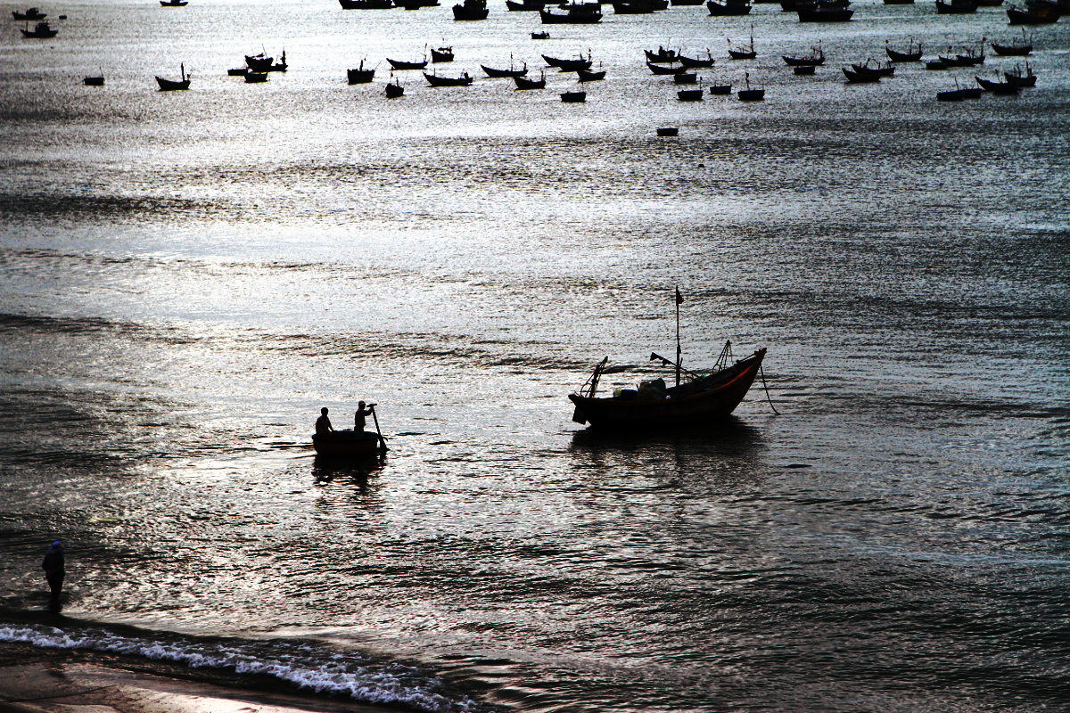 Mui Ne Fishing Boats
