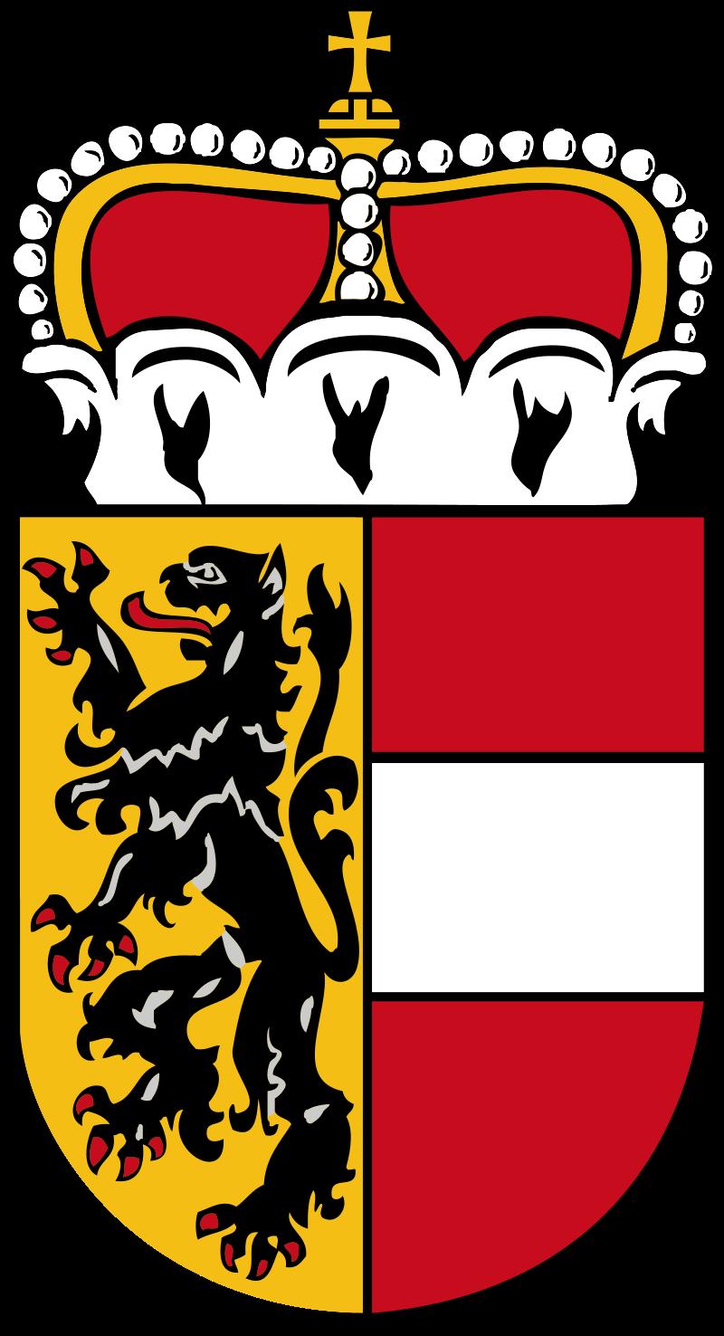 Salzburger Landeswappen